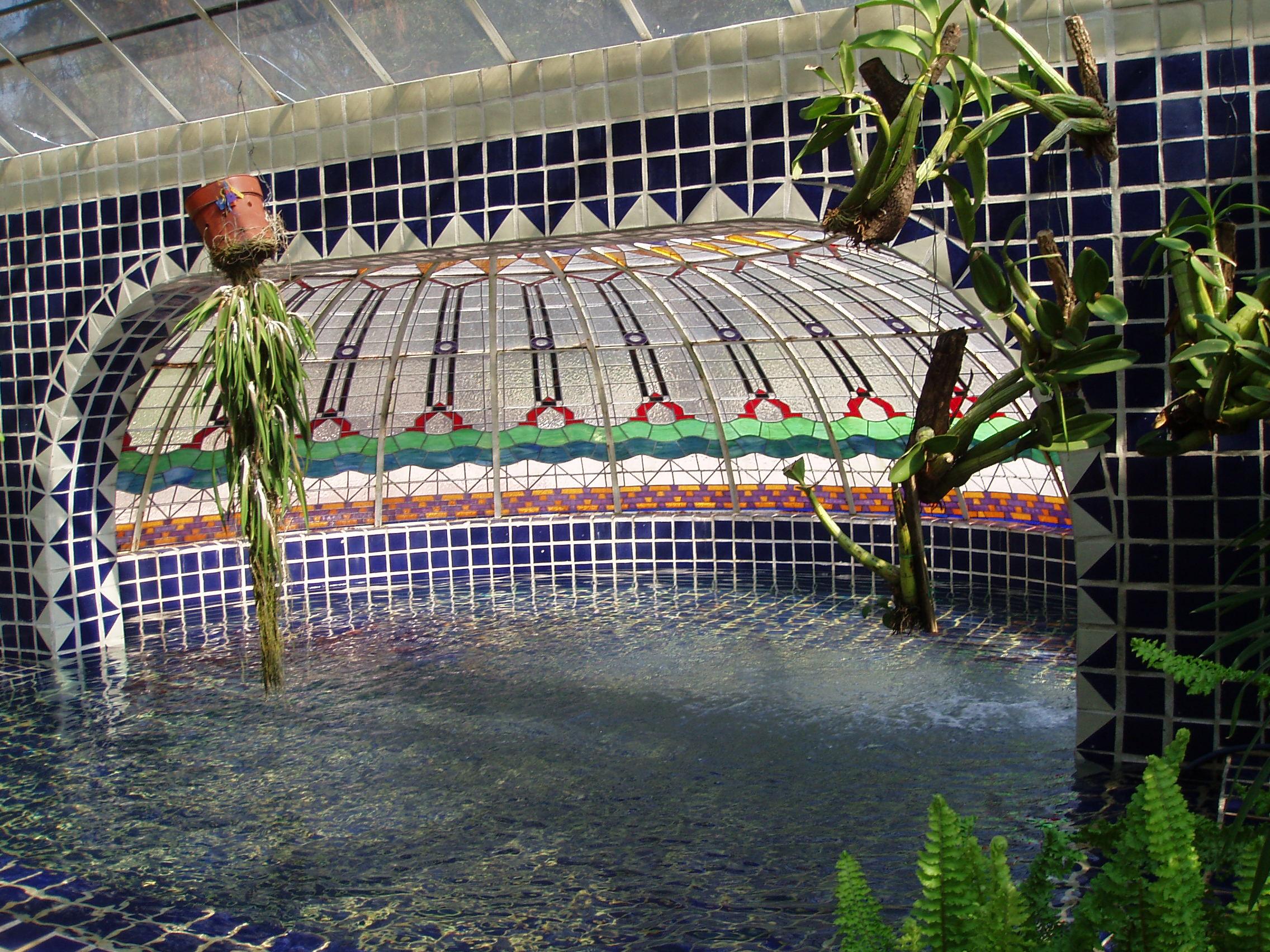 Oasis dentro de la ciudad el jard n bot nico de chapultepec for Sanse 2016 jardin botanico