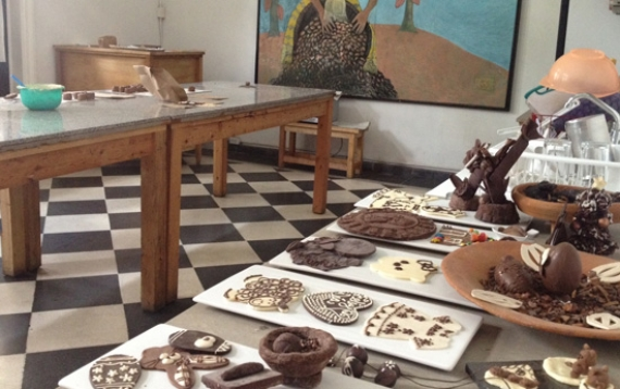 mucho chocolate museo