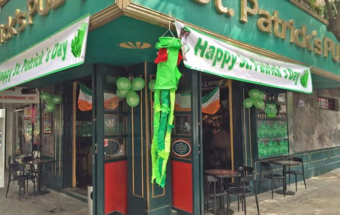 St Patricks Pub