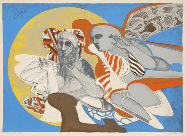 Otros murales de Arnold Belkin