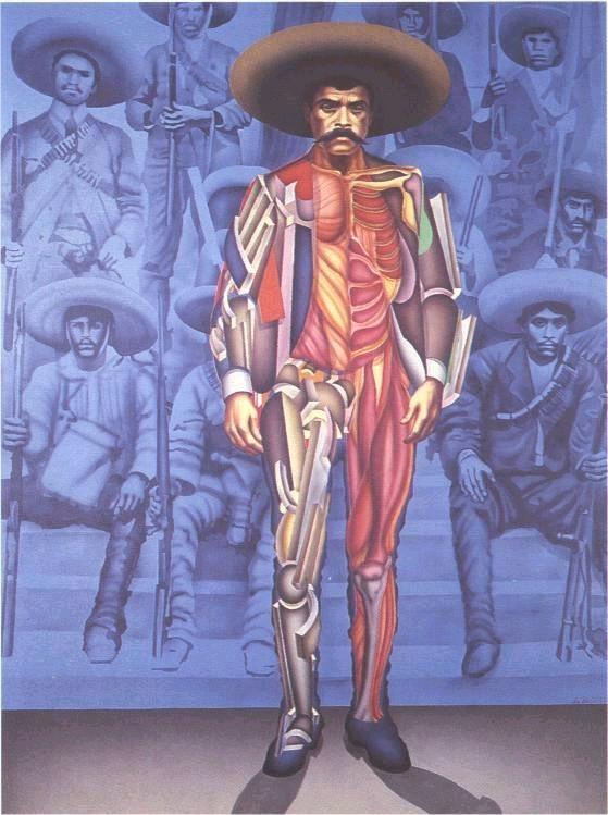 Serie Zapata I