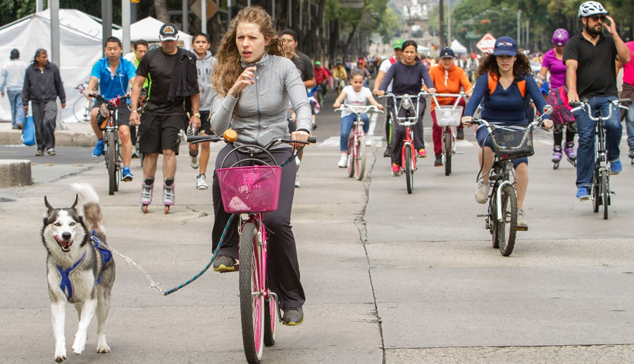 ciclismo ciclistas ciudad de mexico cdmx