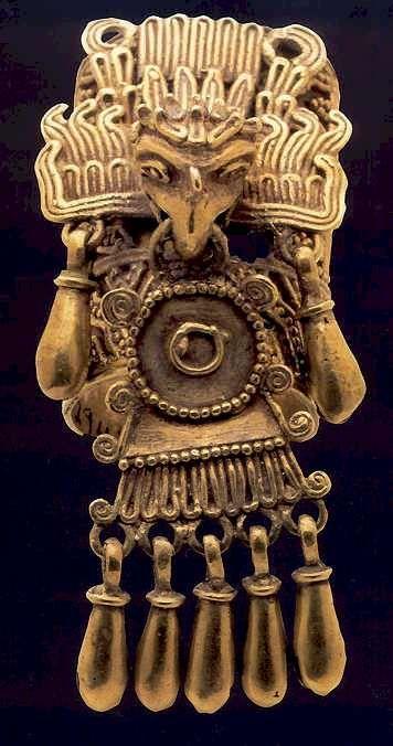 oro mexica
