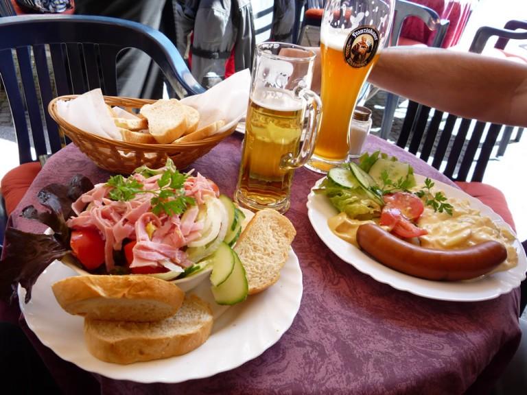 Lo mejor (y más raro) de la cocina alemana, de tour por
