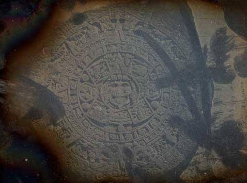piedra del sol daguerrotipo
