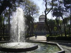 Alameda de Santa Maria La Ribera