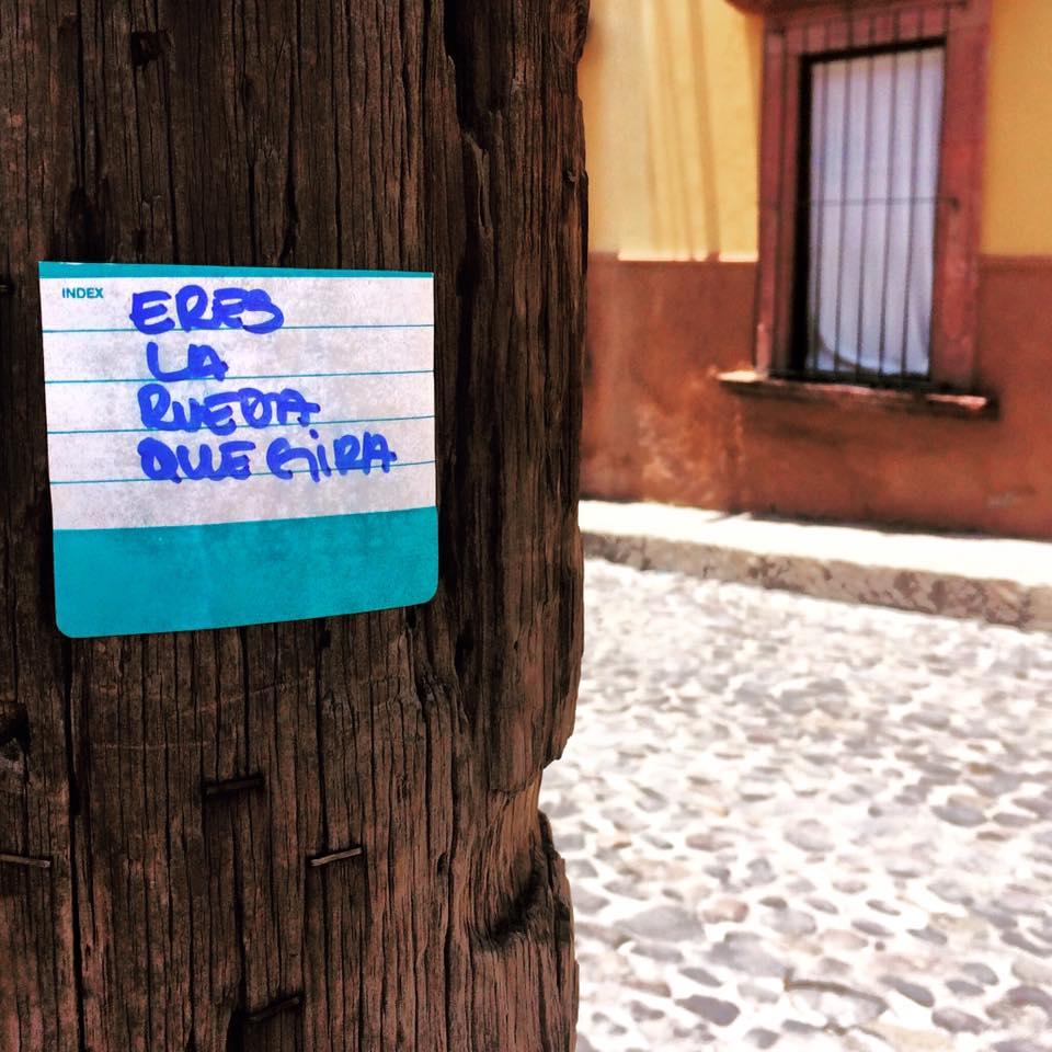arhivo callejero nosotros somos otros 6