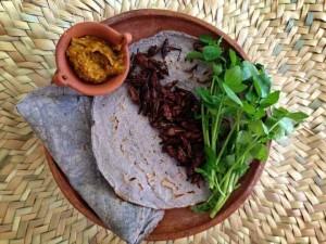 chapulines, gastronomia mexicana, restaurantes mexicanos