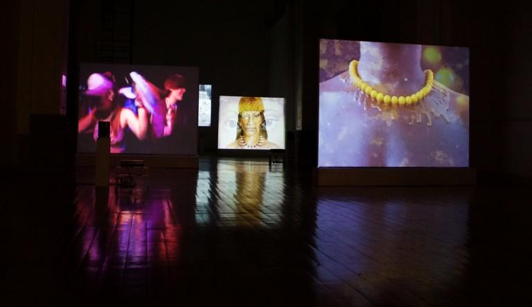 Colección de video y artes electrónicas videobrasil