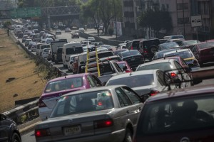 contaminacion, trafico, cdmx