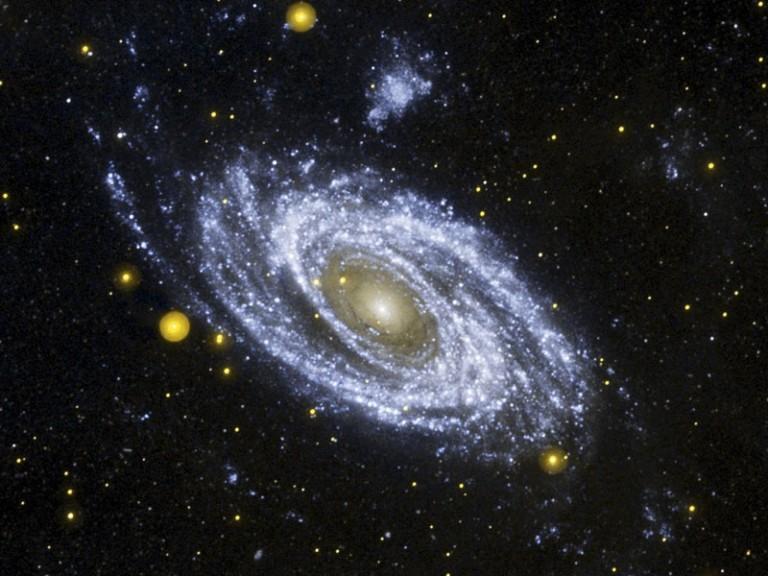 estrellas más grandes que el sol descubiertas por mexicanos-M81