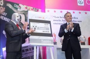 el santo, luchador mexicano, el enmascarado de plata