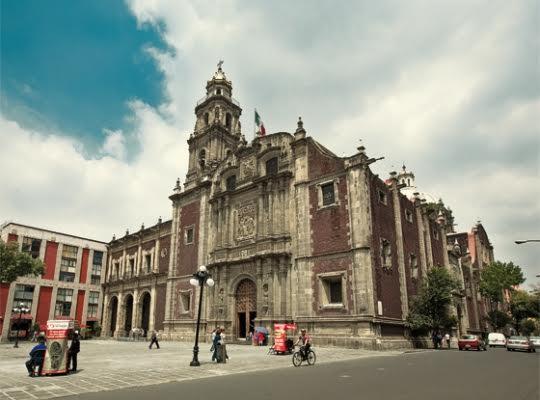 iglesias centro historico