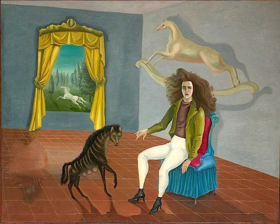 Leonora Carrigton