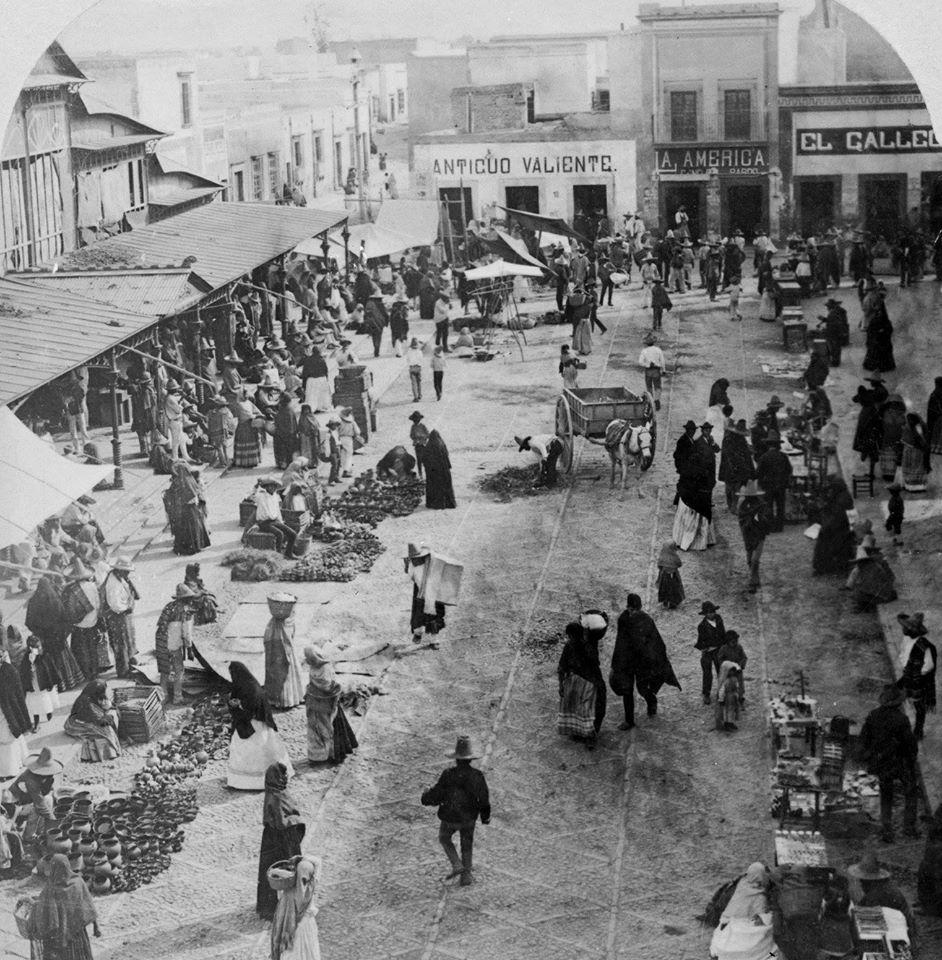 Mercado de San Juan 1950