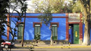 museo frida kahlo, museos cdmx, centros culturales cdmx