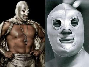 el santo el enmascarado de plata