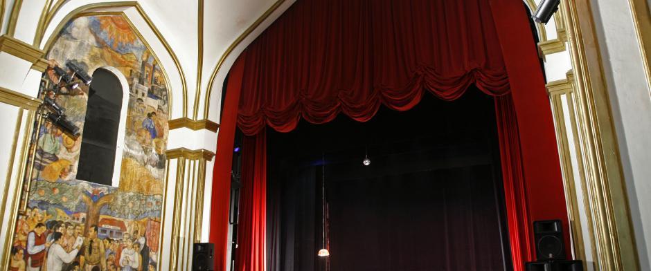 teatro Sergio Magaña