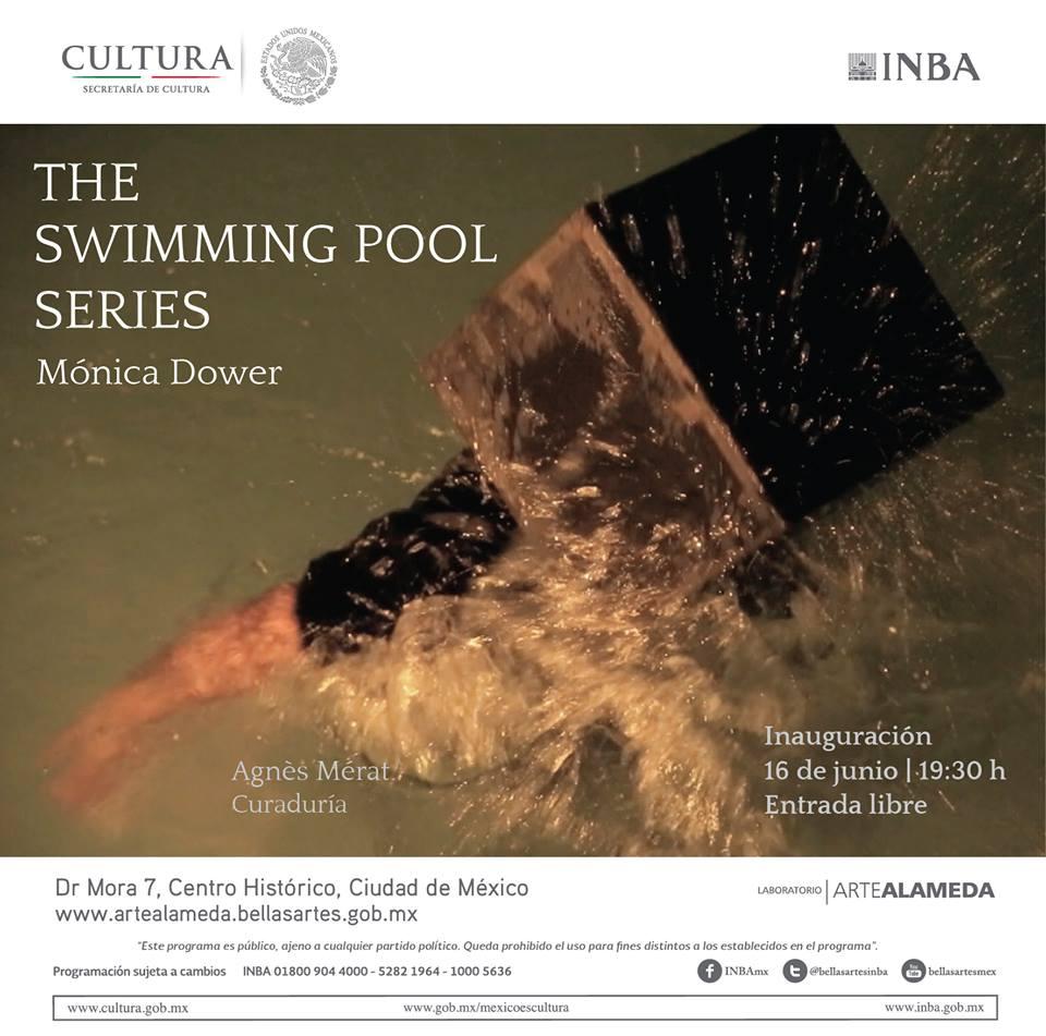 The Swimming Pool Series laboratorio de arte alameda
