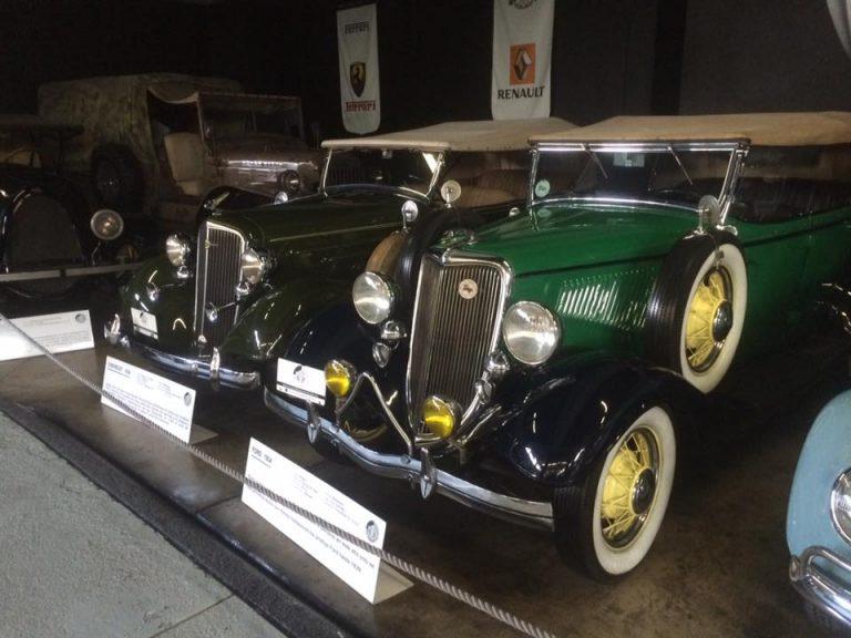 Museo del Automovil