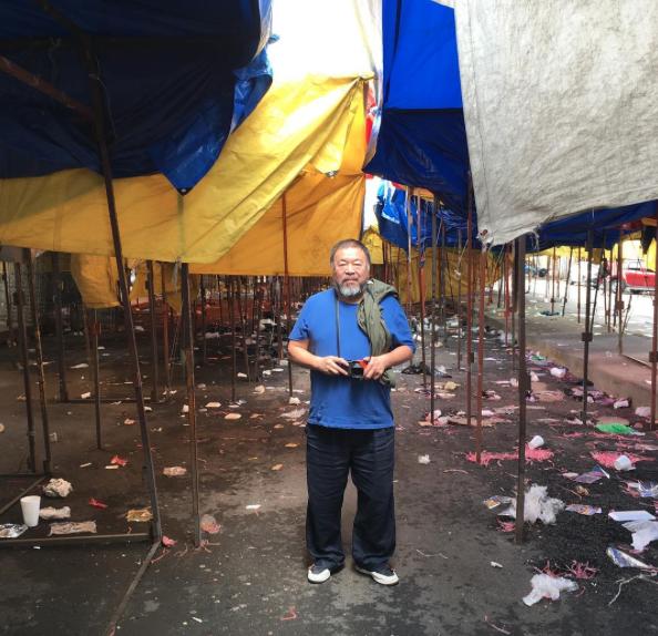 Ai Wei Wei visito Mexico