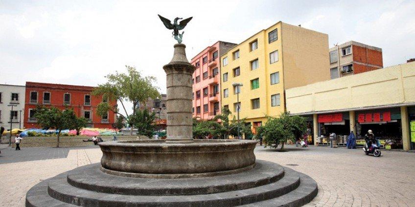 Ciclo de Cine al aire libre en Plaza la Aguilita