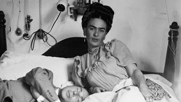 Frida Kahlo y jose bartoli