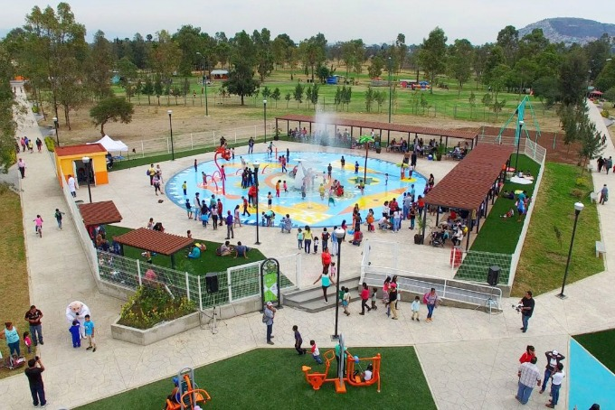 Parque cuitlahuac