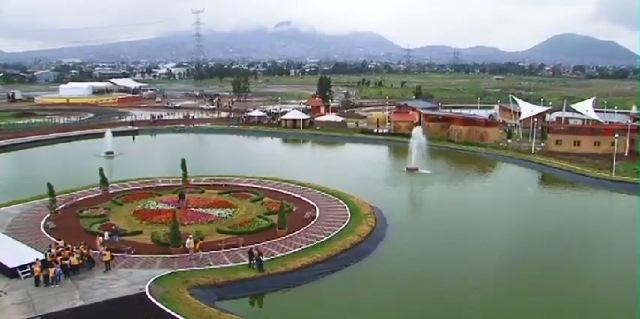 La recuperación del Parque Ecológico Cuitláhuac, un parque prometedor
