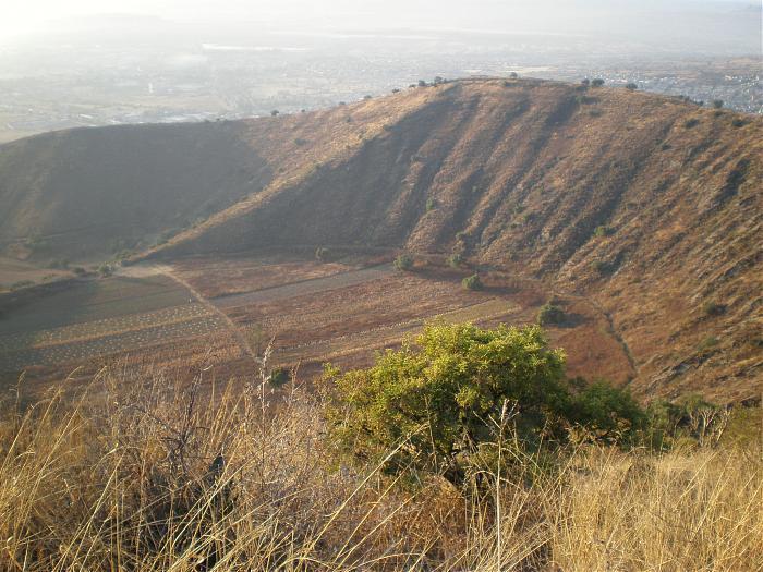 Volcan de Guadalupe