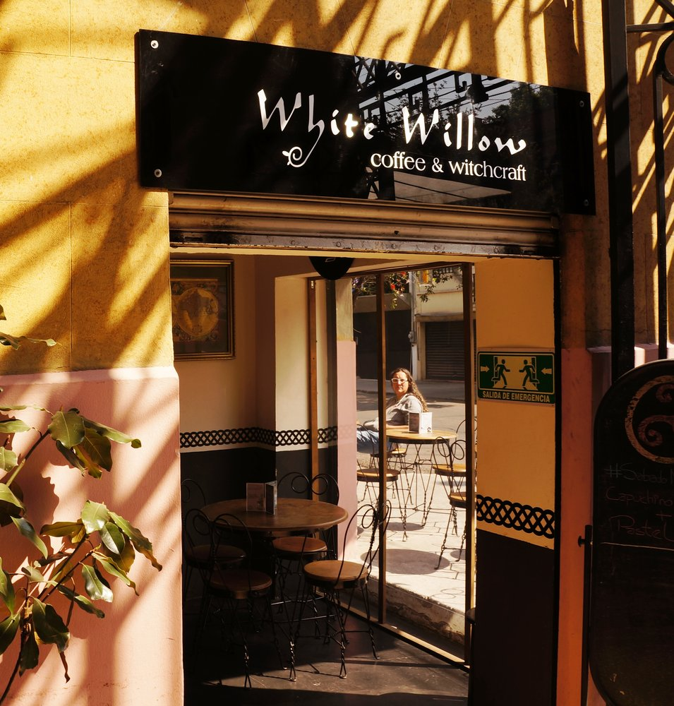 White Willow coffee & witchcraft