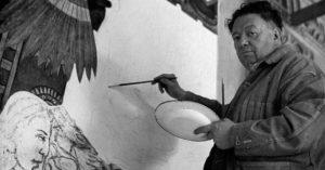 arte prehispanico de Diego Rivera y Kurt Stavenhagen
