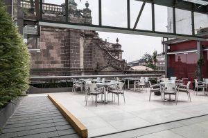 centro cultural españa restaurante