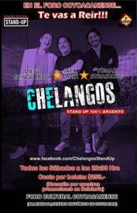 chelangos stand up