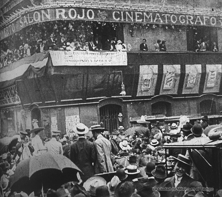 circo y cinematografo mexico