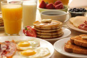 desayunar