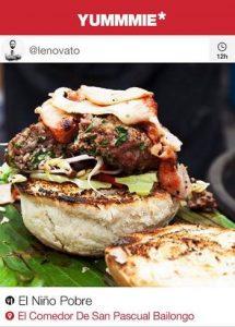 el comedor de san pascual bailongo