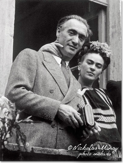 frida y nickolas murray