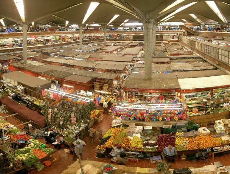 mercados para comer