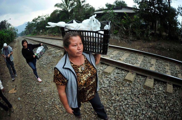 patronas mexico, flujo migratorio en mexico, migrantes ilegales