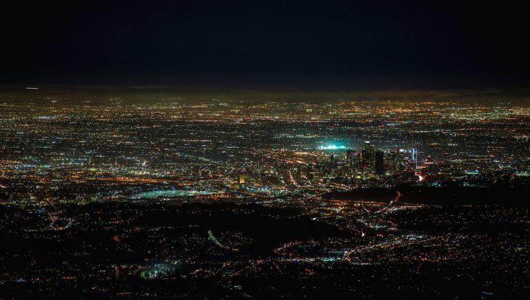 contaminación lumínica cdmx, skyglow en méxico, afectaciones de contaminación de luz