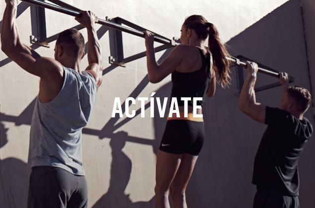 Cadena Abuelos visitantes Talentoso  Activa tu mañana con estos 5 ejercicios de Nike Training Club