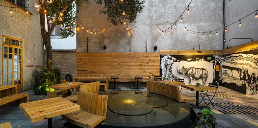 Los Mejores Lugares Para Tomarse Un Café En La Roma Condesa