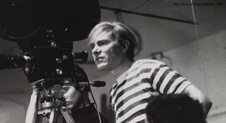 cine experimental andy warhol