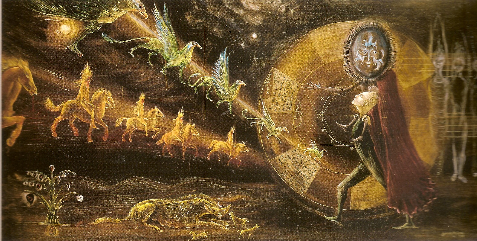 leonora-carrington_le-grand-adieu
