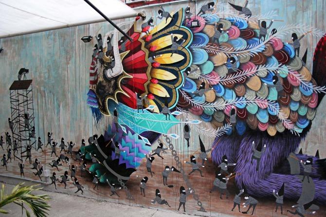 Muraliztl4 Mxcity Gu 237 A De La Ciudad De M 233 Xico