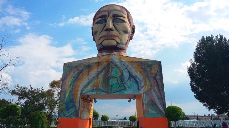 cabeza de juarez