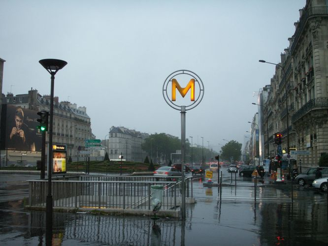 Mxcity for Porte maillot in paris