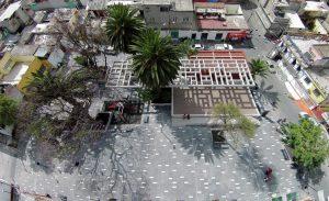espacios públicos en Iztapalapa
