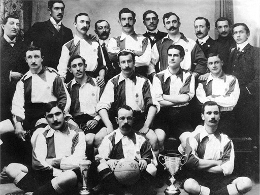 Reforma Athletic Club, 1903 / CC